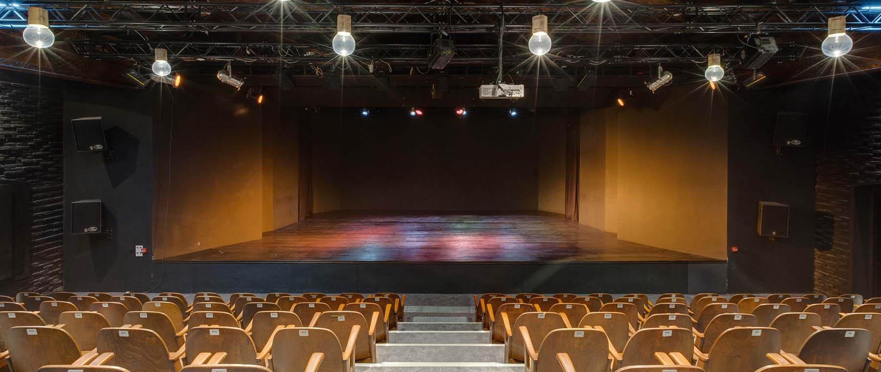 Boğaziçi Üniversitesi OFB Tiyatro Salonu